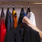 Cintre pour veste, costume, tailleur, jupe et pantalon