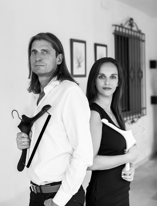 Karine et Stéphane Gohé