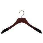 cintres de luxe en bois pour chemises